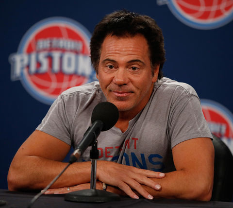 Tom Gores, CEO, Platinum Equity and Owner, Detroit Pistons
