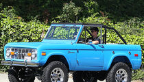 Miles Teller's Bronco Is Back To Normal