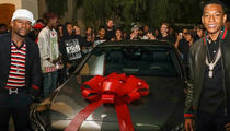 Floyd Mayweather Throws Insane Bash for Son's 16th ... Cars, Stars, Bottle Service (PHOTO GALLERY)