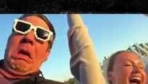 Dennis Quaid Screaming into 63rd Birthday with Hottie GF (VIDEO + PHOTO)