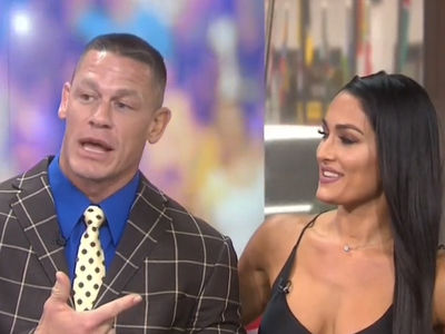 John Cena Wedding Proposal to Nikki Bella Sealed Under Anesthesia (VIDEO)
