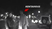 Kentavious Caldwell-Pope DUI Arrest Video ... 'I Only Had 2 Drinks' (VIDEO)
