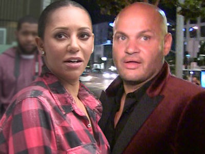 Mel B Begged Friends Not to Call Cops on Belafonte, 'He'll Kill Me'