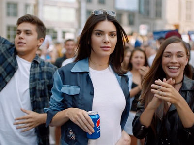Kendall Jenner and Pepsi Get Huge Backlash for Protest Commercial (VIDEO)