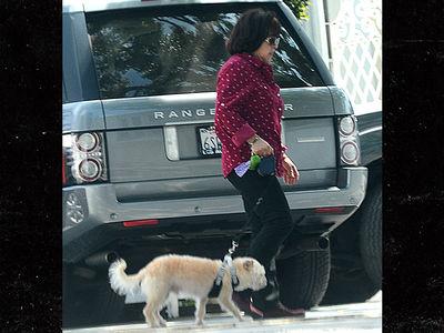 Richard Simmons' New Dog Sighting? (PHOTO)