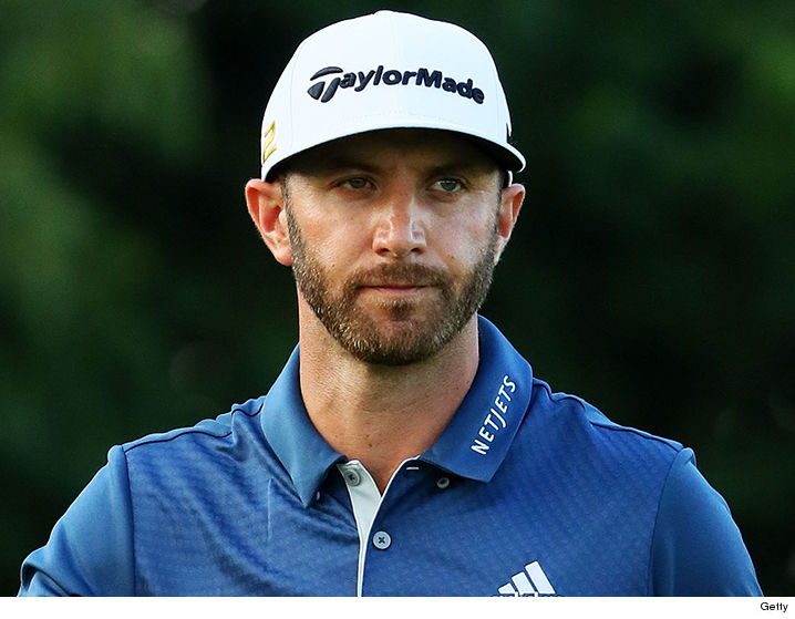 Dustin Johnson PULLS OUT OF MASTERS ... Too Much Pain  ea0e22337f3