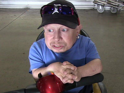 'Mini Me' Actor Verne Troyer Going to Rehab After Being Hospitalized for Alcoholism