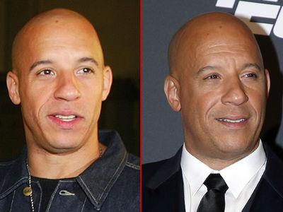 Vin Diesel: Good Genes Or Good Docs?