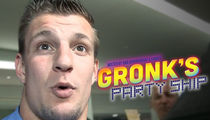 Famous DJ Says Gronk Cruise Poop Prank Led to Lifetime Bans (VIDEO)