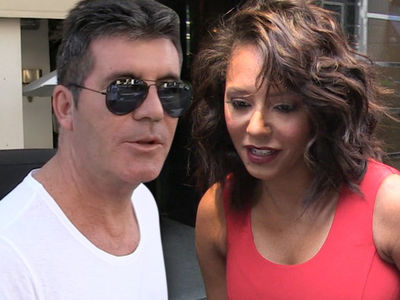 Mel B Says Simon Cowell Convinced Her to Leave Stephen Belafonte