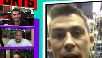 Dominick Cruz Trained U.S. Military In Secret Mission to Middle East (VIDEO)