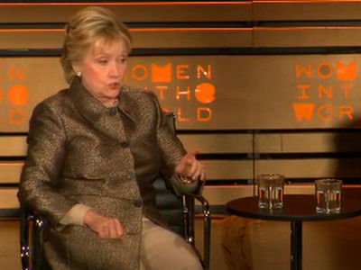 Hillary Clinton, Here's Why I Lost Presidential Election to Donald Trump (VIDEO)