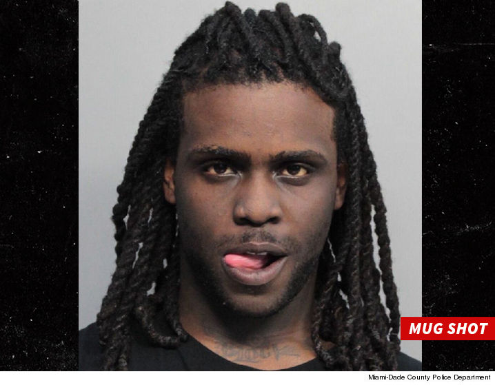 Chief Keef Charged with DUI After Miami Weed Bust