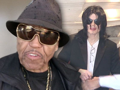Joe Jackson is Now Solidly Behind the Michael Jackson Estate