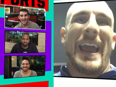 Mojo Rawley Says WWE Interested In Gronkowski After NFL (VIDEO)