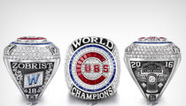 Chicago Cubs World Series Rings Have Billy Goat Curse Reminder (PHOTOS)
