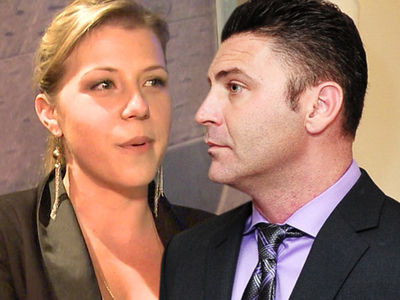 Jodie Sweetin's Ex-Fiance Justin Hodak Barred from Releasing Pics or Vids of Her (VIDEO)