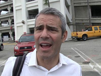 Andy Cohen Says Good Won Over Evil in 'Survivor' Transgender Outing (VIDEO)