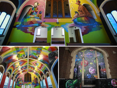 International Church of Cannabis Gets Psychedelic Makeover (PHOTO GALLERY + VIDEO)