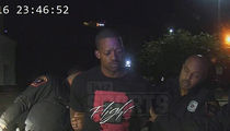 Steve Francis Arrest Video Shows NBA Star Cussing Out Cops, 'Groupie Motherf**kers' (VIDEOS)