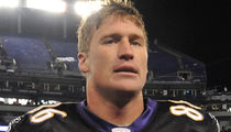 Todd Heap Accidentally Hits, Kills 3-Yr.-Old Daughter With Truck
