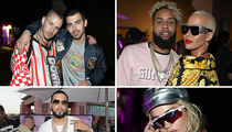 Celebrities Flock To The Desert for Coachella