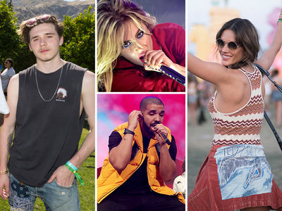 Coachella Draws a Slew of Hollywood Stars on Day 2 (PHOTO GALLERY)