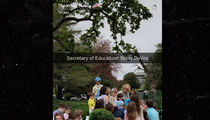 Betsy DeVos Is 'Secretary of Educatuon' According to White House (PHOTO)