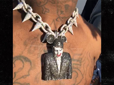 Lil Uzi Vert Drops $220k for a Marilyn Manson Chain (VIDEO + PHOTO)