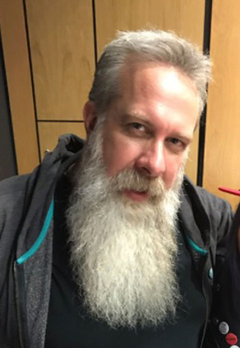 """Bryan Johnson is one third of the funny """"TESD"""" podcast and """"Comic Book Men."""""""