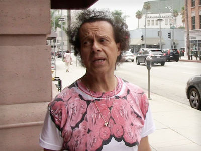 Richard Simmons Hospitalized For Gastrointestinal Issues