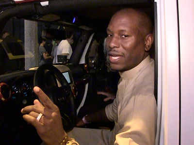 Tyrese Gibson Says There'll Be More 'Fast & Furious' ... It's Like Flipping Houses! (VIDEO)