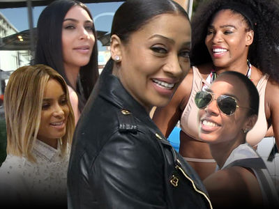 La La Anthony's Celeb Friends Rally for Support During Split From Carmelo