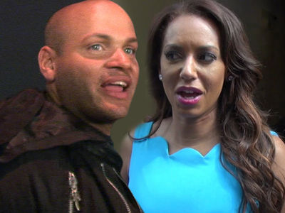 Stephen Belafonte Says His Kids Miss Him Badly, Thanks to Mel B (PHOTOS)