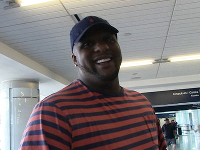 Serena Williams' Baby Will Be a Bo Jackson Super-Athlete ... Says Glen Davis (VIDEO)
