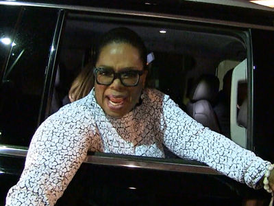 Oprah Won't Say Obama's Name But Calls Vacay with Him Day at the Salon (VIDEO + PHOTOS)