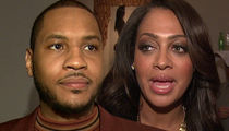 Carmelo and La La Anthony Divorce Isn't Happening Anytime Soon