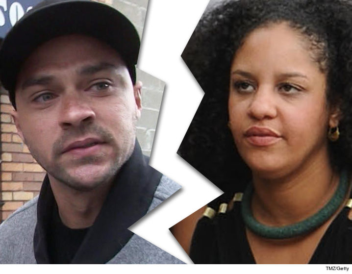 Jesse Williams Is Headed For Splitsville He And His Wife Aryn Drake Lee Are Divorcing Tmz Has Learned