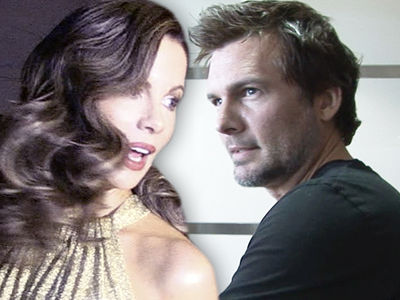 Kate Beckinsale Files Response in Divorce from Len Wiseman