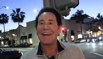Wayne Newton Gives Raiders His Blessing ... And Offers His Voice (VIDEO)
