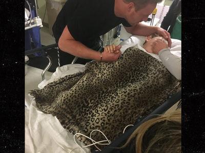 Kim Zolciak's Son Kash Kade Biermann Recovering from Operation After Dog Bite (PHOTO)