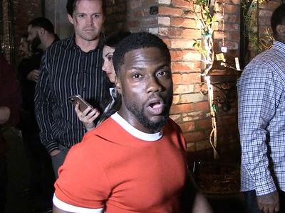 Kevin Hart Says Prince's New Album Should be Released (VIDEO)