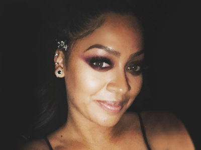 La La Anthony Hits NYC Strip Club After Split from Carmelo (VIDEO)