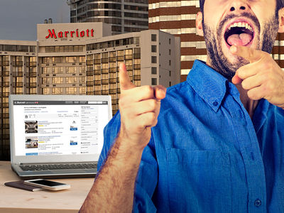 Marriott Robin Hood Confesses, Public Made Out On His Revenge Plot