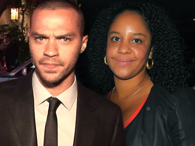 'Grey's Anatomy' Star Jesse Williams Seeks Joint Custody of Kids