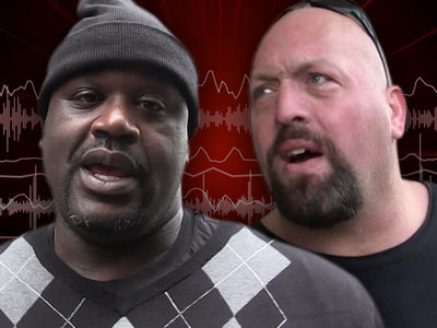 Shaq Says WWE Botched WrestleMania Match with Big Show (AUDIO)