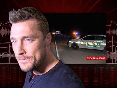 Chris Soules Made 911 Call After Fatal Crash and Checked Victim's Pulse (AUDIO)