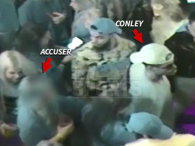 Gareon Conley Video Shows Rape Accuser with NFL Prospect at Bar