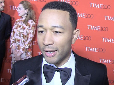 John Legend Says Trump's Worst Person Ever, As for Obama's Wall Street Speech ... (VIDEO)