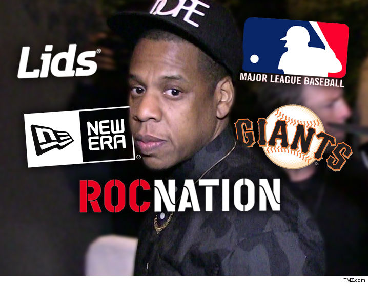 Jay Z is getting sued for slapping the logo for
